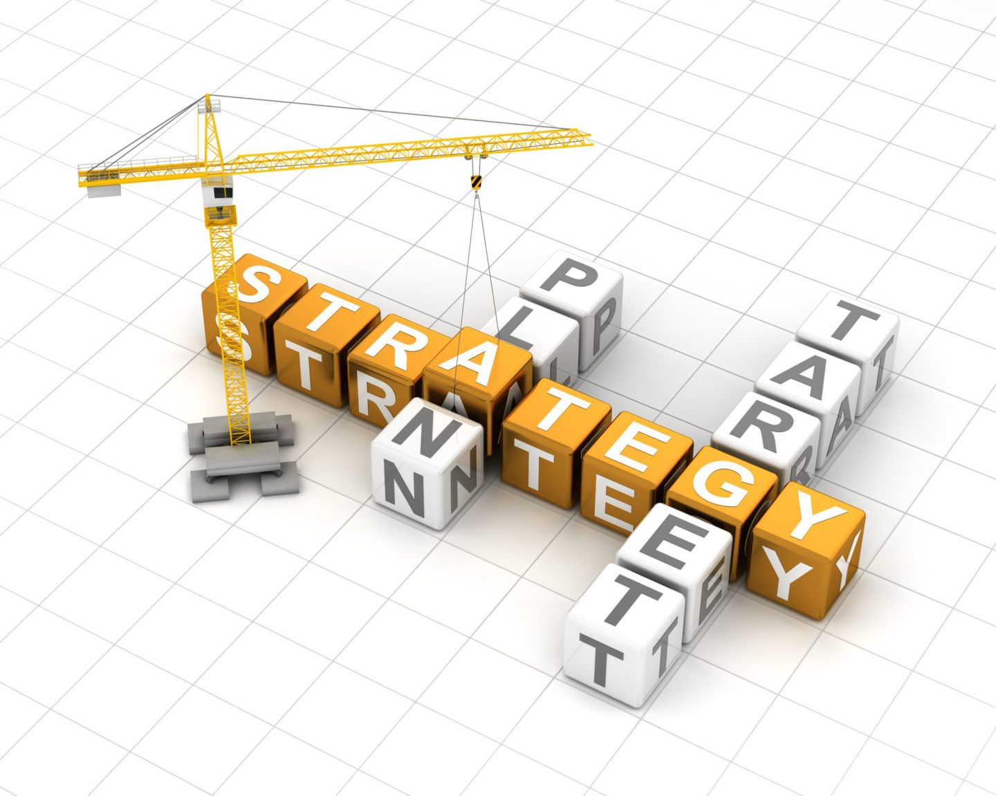 Develop business strategy